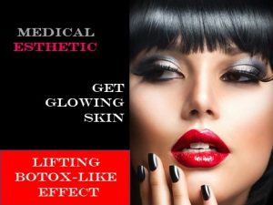 Globale Verjüngung des Gesichts, Lifting Botox-Like Effect